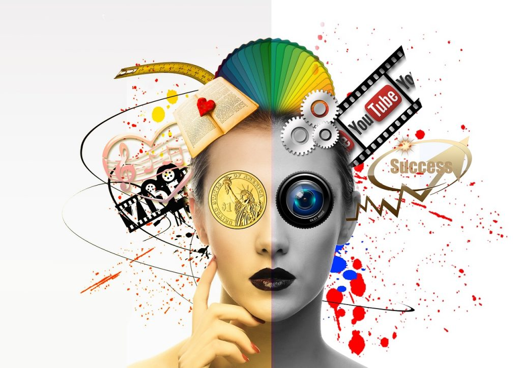 The Many Facets of Art and Business